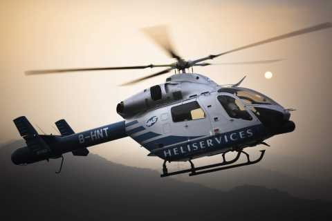 Hong Kong: Premium Helicopter Tour with Hotel Transfer