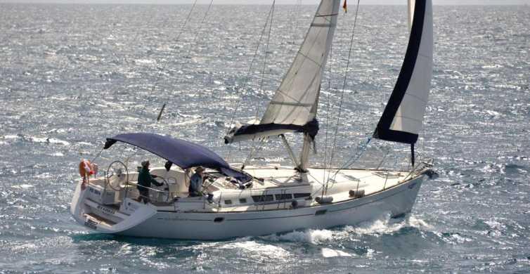 Gran Canaria: 5-Hour Sail Boat Trip from Puerto de Mogán
