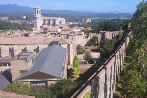 Girona: Small Group Jewish History Tour of Girona and Besalú