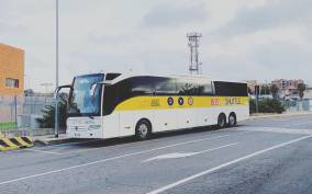 Civitavecchia Port: Shuttle Bus to and from Vatican City