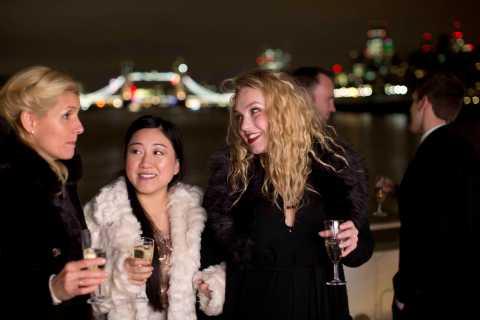 Crucero con cena en Londres