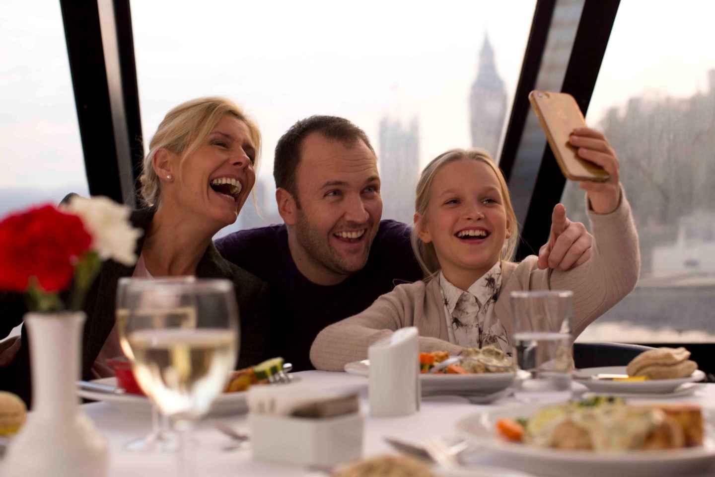 London - Kreuzfahrt auf der Themse mit Mittagessen