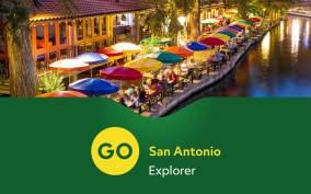 Go San Antonio Explorer Pass: Save on 20+ Attractions/Tours