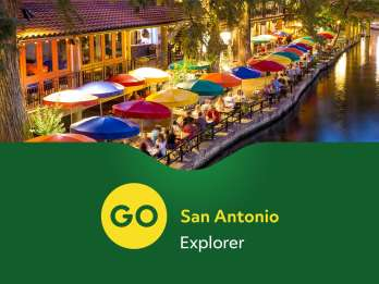 Go San Antonio Explorer Pass: 20+ Attraktionen / Touren sparen