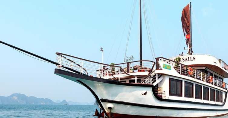 From Hanoi: Lan Ha and Ha Long Bay Day Cruise