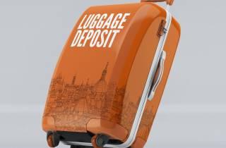 Rom: Stadtzentrum Gepäckraum