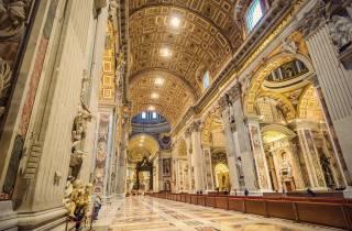 Rom: Sixtinische Kapelle und Vatikanstadt-Führung