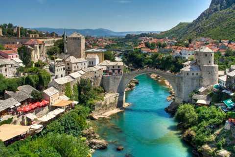 Sarajevo: 1-Way to Mostar with Konjic, Blagaj, and Pocitelj