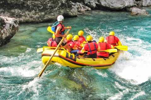 From Kathmandu: Trishuli River Rafting Day Trip