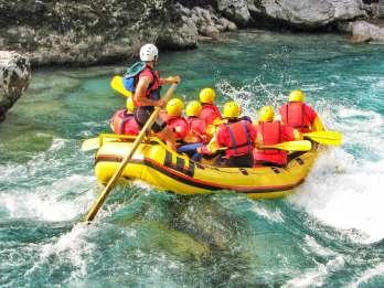 Ab Kathmandu: Ganztägige Rafting-Tour auf dem Fluss Trishuli