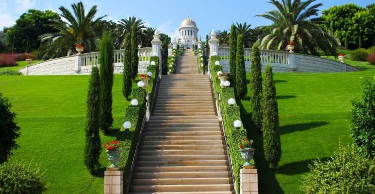 Tour privado personalizable guiado a Nazaret y Galilea