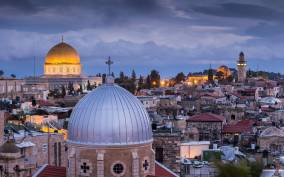 From Ashdod Port: Jerusalem And Bethlehem Small Group Tour