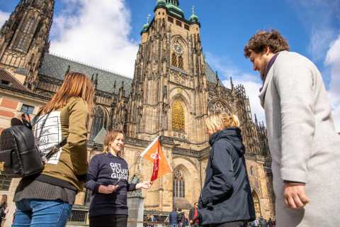 Prague Castle: Small-Group Tour with Local Guide & Admission