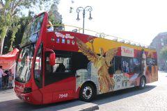 Cidade do México: Ônibus Hop-On Hop-Off de 1 Dia