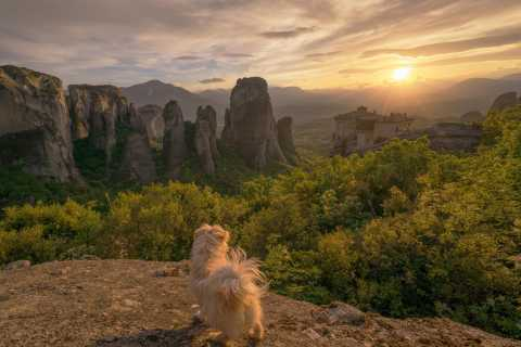 Meteora: Private Sunset Photography Tour