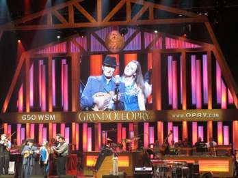 Nashville: Live Countrymusik-Show in der Grand Ole Opry