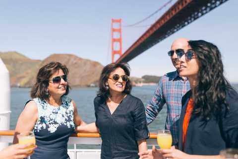 Champagne Brunch Cruise on San Francisco Bay