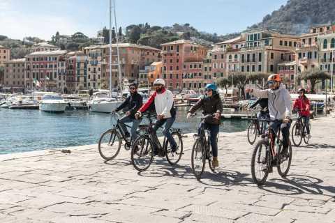 Portofino: Self-Guided Bike Tour From Santa Margherita