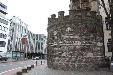 Köln: Rundgang auf den Spuren der alten Römer