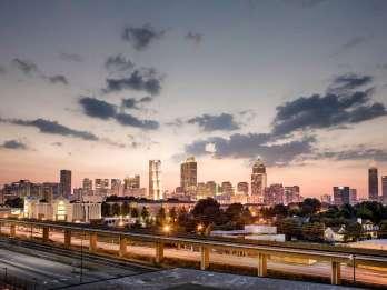 Atlanta: Private City-Highlights-Tour
