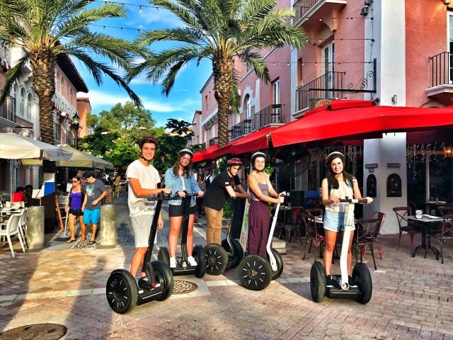 Bild Miami: Millionaire´s Row Segway Tour