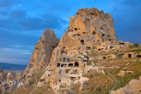 Cappadocia: Private Fairy Chimneys & Underground City Tour