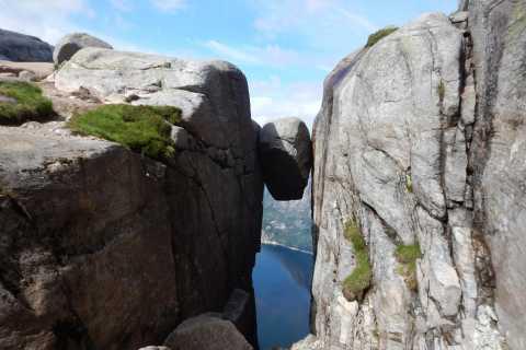 Stavanger: Geführte Wanderung zum Kjerag Kjeragbolten