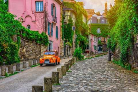 Montmartre e Sacro Cuore: tour a piedi