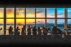 Hong Kong: Apenas Bilhete de Entrada do Observatório Sky100