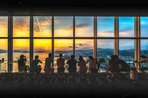 Hongkong: Aussichtsplattform Sky100 Eintrittskarte