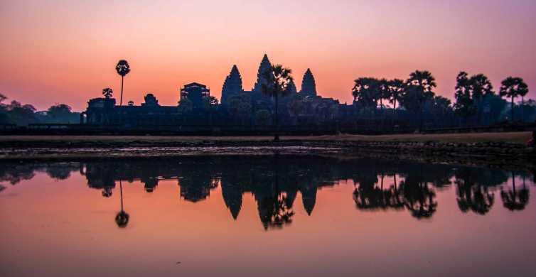 Angkor Wat Full-Day Sunrise Tour