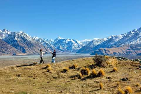 From Christchurch: Full-Day Lord of the Rings Tour to Edoras
