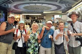 Valencia: Altstadt-Tour mit Tickets & Verkostung