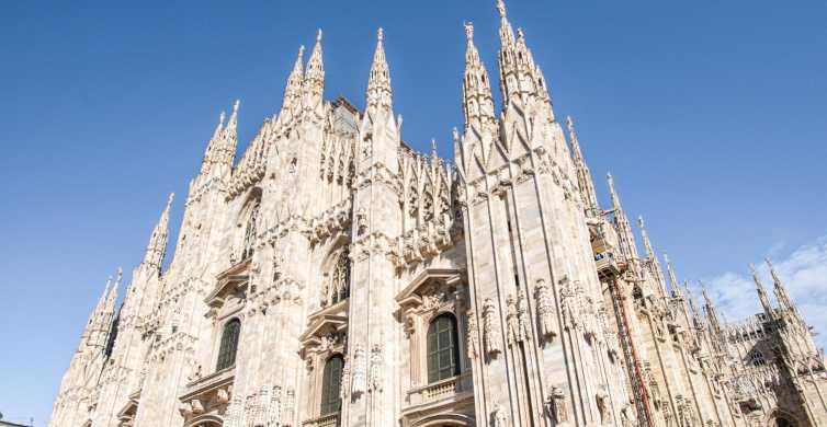 Milan: visite guidée de la cathédrale et de ses terrasses