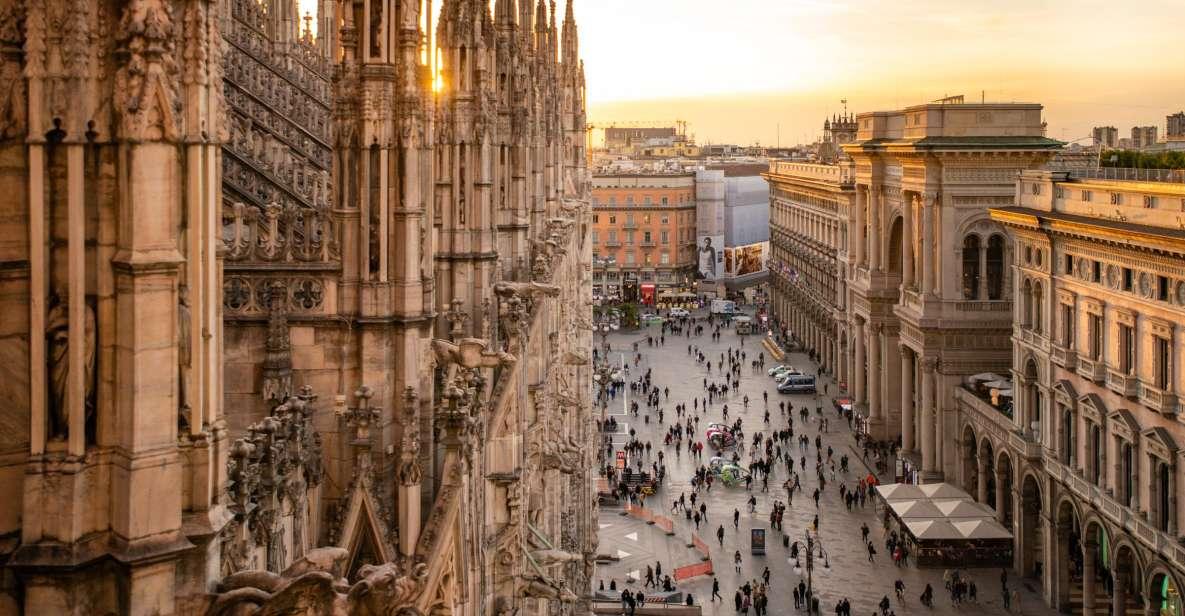 Milão: Tour Guiado s/ Fila pela Catedral de Milão e Terraços