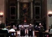 Rom: Weihnachtliches Barock-Konzert in der Kapuziner-Krypta