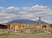 Napoli: Historische und panoramische Amalfiküste Tour
