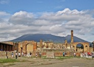 Neapel: Pompeji, Vesuv und Weinprobe