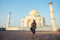 Excursão Privada Taj Mahal e Agra saindo de Delhi de carro
