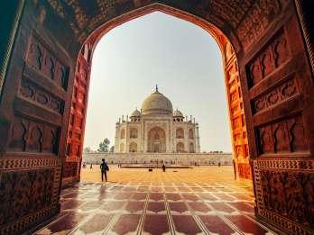 Ab Delhi: Taj Mahal & Agra - Private Tour per Schnellzug