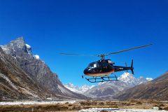 Everest Base Camp: Excursão turística de helicóptero de 3 horas