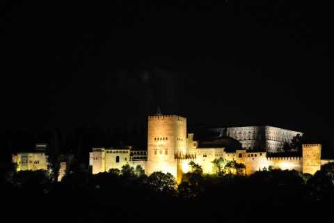 Granada: Night Visit to the Alhambra & Nasrid Palaces