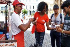 Experiências Lonely Planet: Excursão gastronômica local em Havana Velha