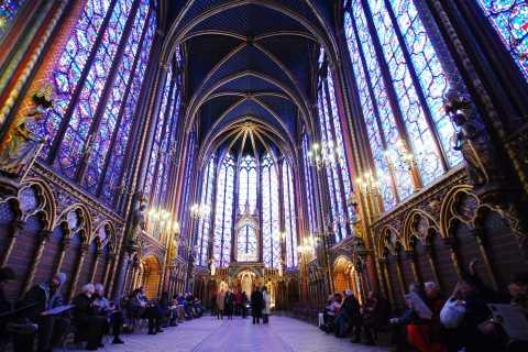 Paris: Sainte-Chapelle Skip-The-Line Ticket and River Cruise