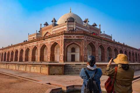 Tour de 2 días por Delhi y Agra con amanecer en el Taj Mahal