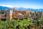 Granada and Alhambra Shore Excursion from Malaga