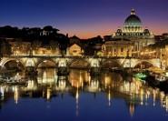 Rom: Abendlicher Rundgang mit Aperitif