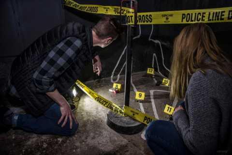 Budapest: Serial Killer Escape Game