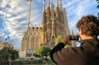 Barcelona: 3-stündige Radtour mit einem lokalen Guide