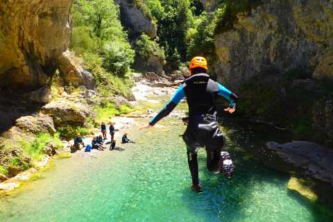 Ainsa: Canyoning in the Pyrenees